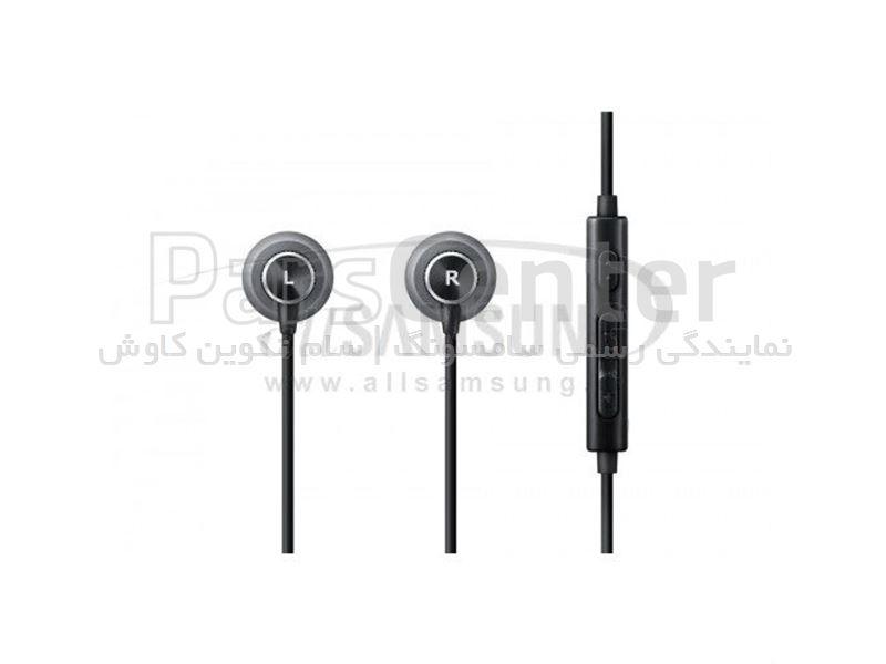 Samsung HS530 Metallic Driver Stereo Headset Black,استریو هدست مشکی سامسونگ
