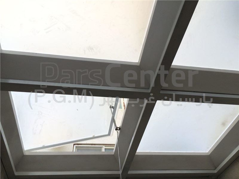 سقف پاسیو مدل حبابی (دیباجی)