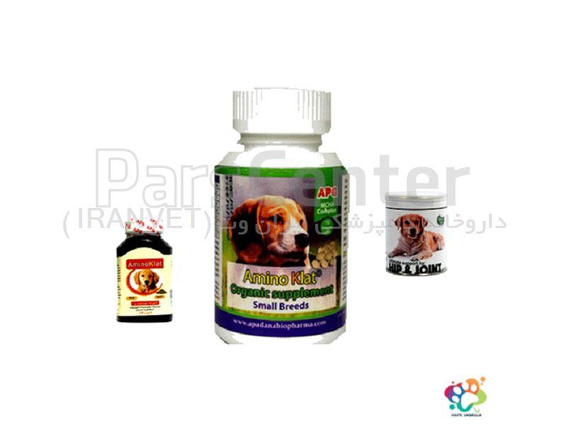 مکمل تقویتی،درمانی سگ آمینو کلات کد 1150042