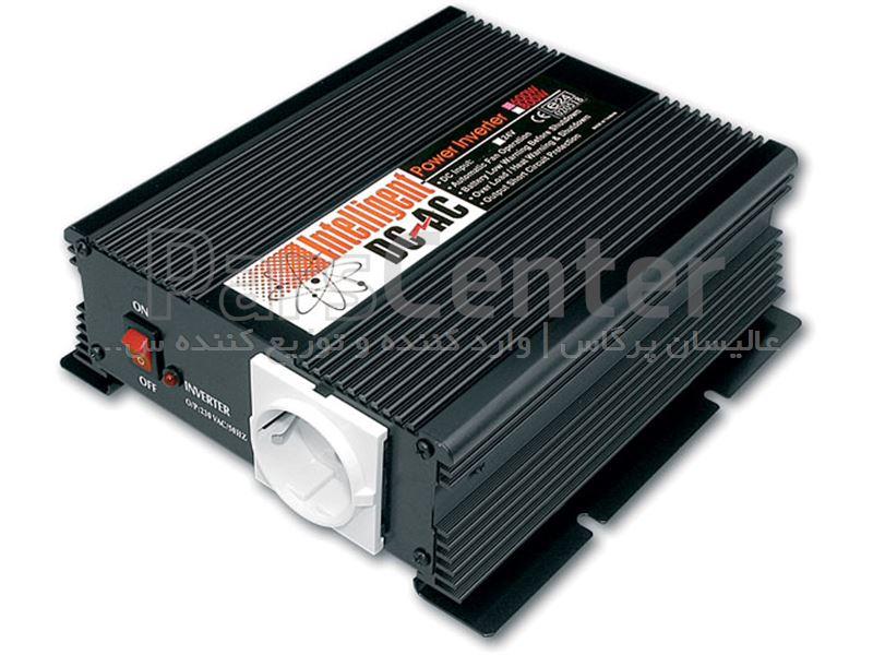اینورتر خورشیدی سینوسی intelligent 1500w / 24v