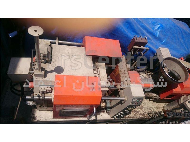 دستگاه تزریق پلاستیک 25تن jsw ژاپنی