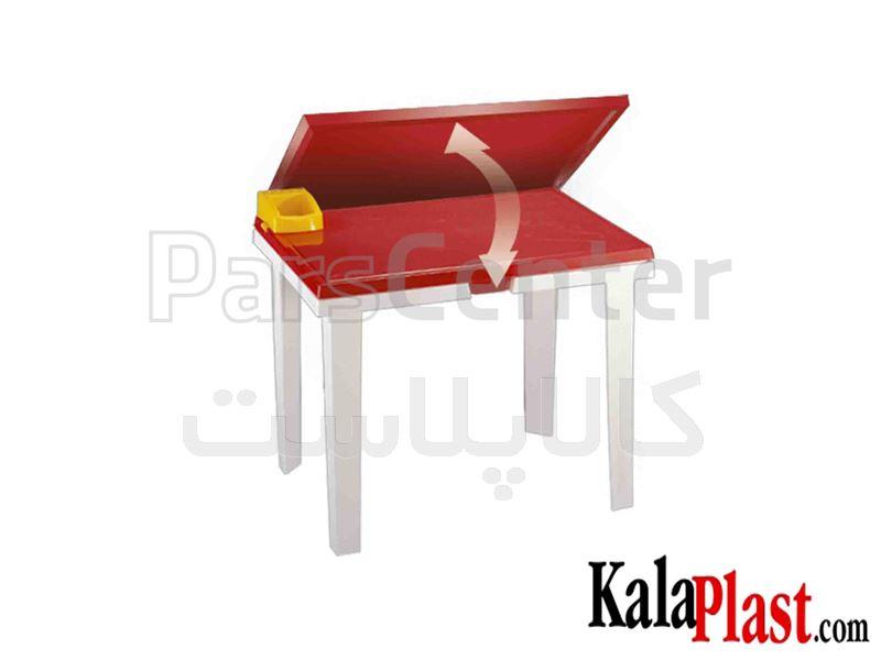 چمدان نوجوان میز تحریر کودک نگین - محصولات میز و صندلی نوجوان در پارس سنتر