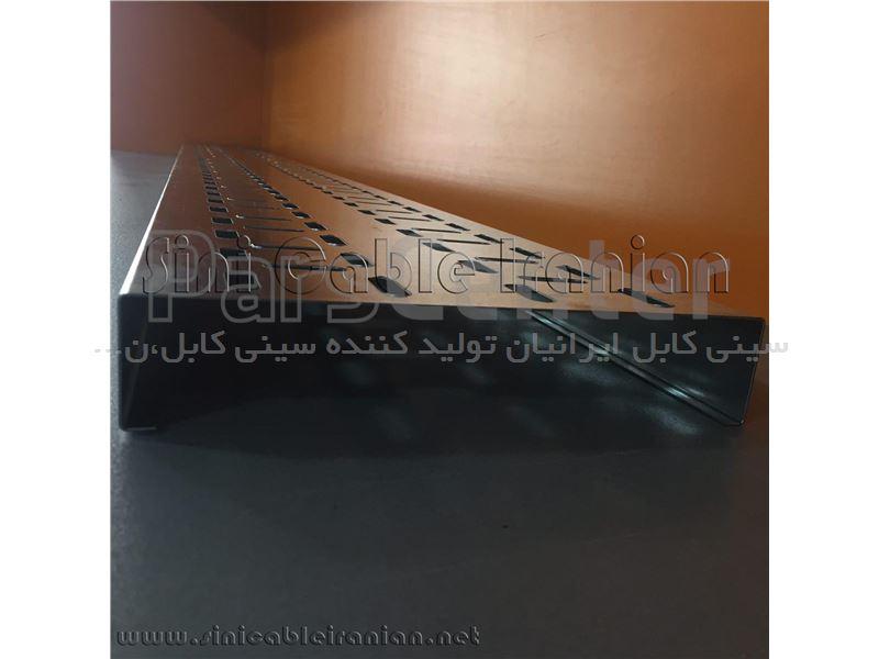 قیمت فروش سینی کابل گالوانیزه گرم (سینی کابل ایرانیان)