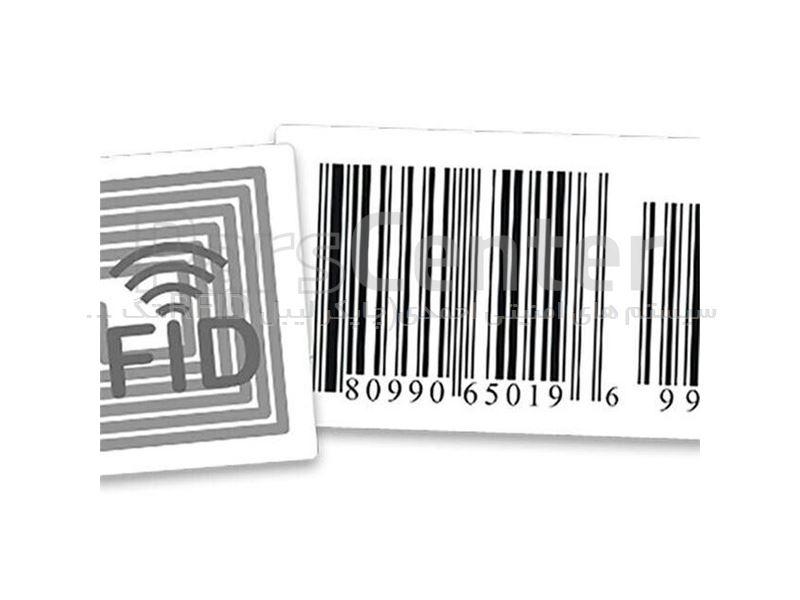 لیبل RFID       سایز 10*2 HF