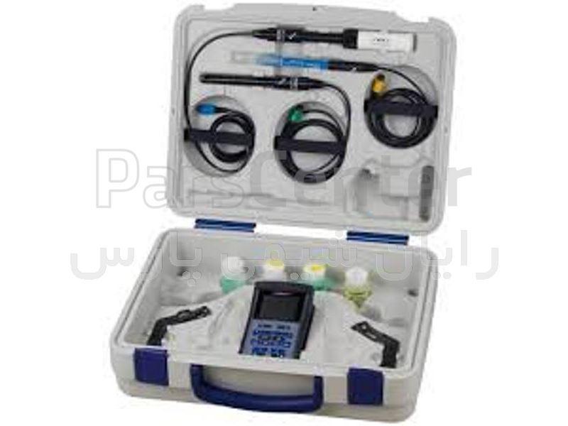 مولتی متر آزمایشگاهی اندازه گیری های pH/mV/ISE/EC/TDS مدل HI5522