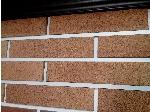 اجرای بندکشی سنگ و آجرهای نمای ساختمان