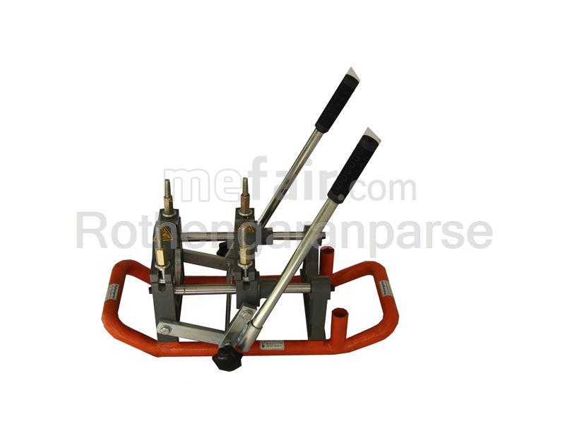 Manual Polyethylene pipe Welding Machine 110