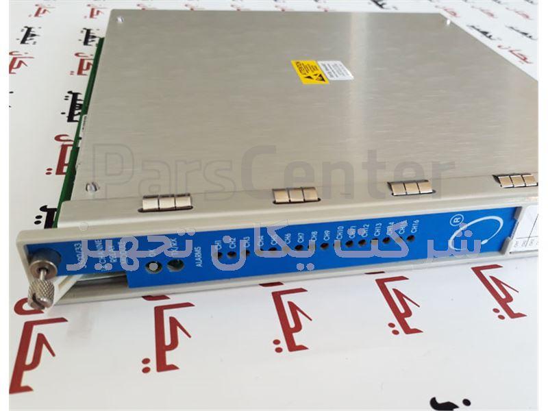 فروش و تامین کارت رله بنتلی نوادا Bently Nevada 3500/33 16-Channel Relay Control Module