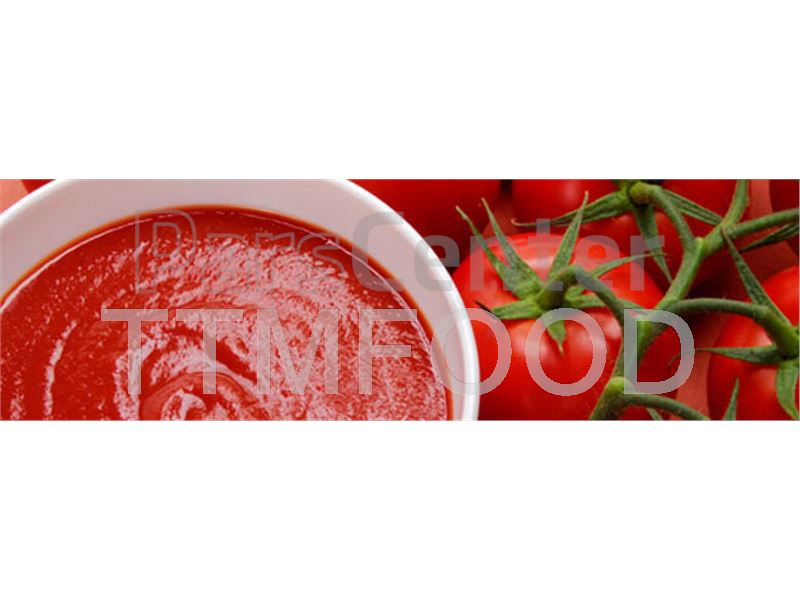 فروش عمده رب گوجه فرنگی با کیفیت صادراتی
