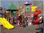 مجموعه بازی کودکان در پارکهای منطقه 4