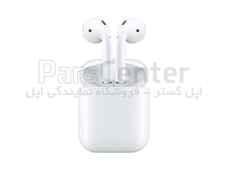ایرپاد اپل هدفون وایرلس Apple Airpods Wireless Headphone