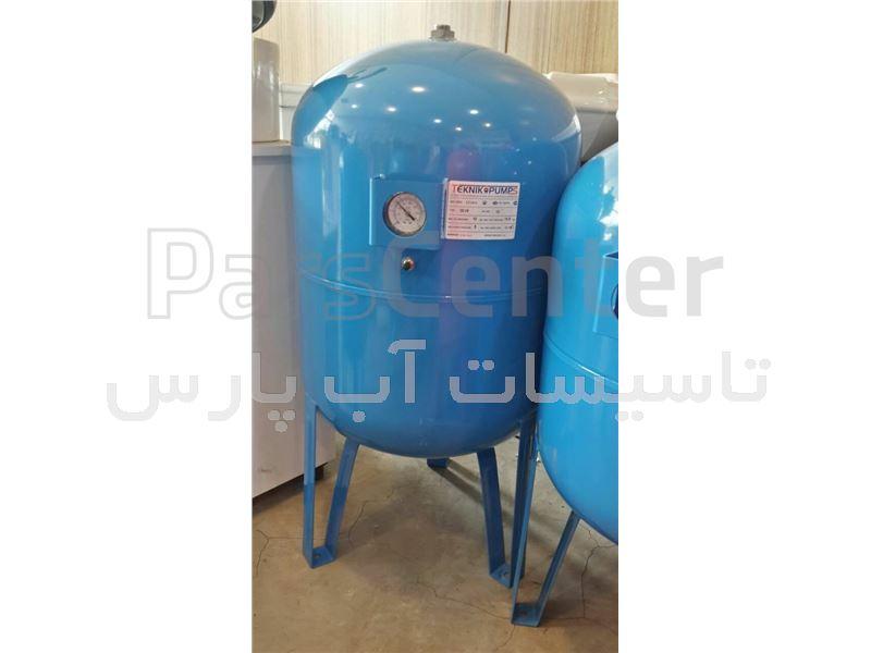 منبع تحت فشار 750 لیتر تکنیک پمپ