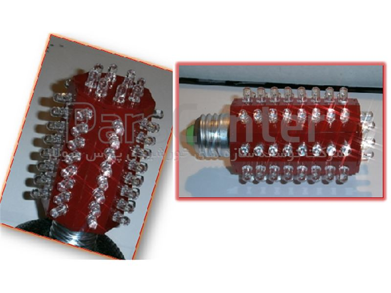 لامپ 220 ولت چراغ دکل