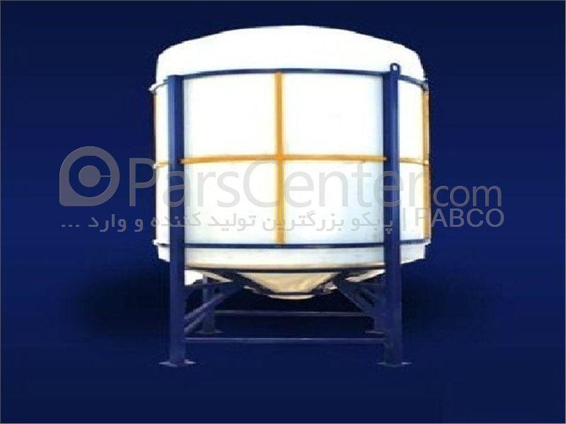 قیمت مخازن, منبع, تانکر پلی اتیلن, پلاستیکی ته قیفی از 100 تا 66.000 لیتری