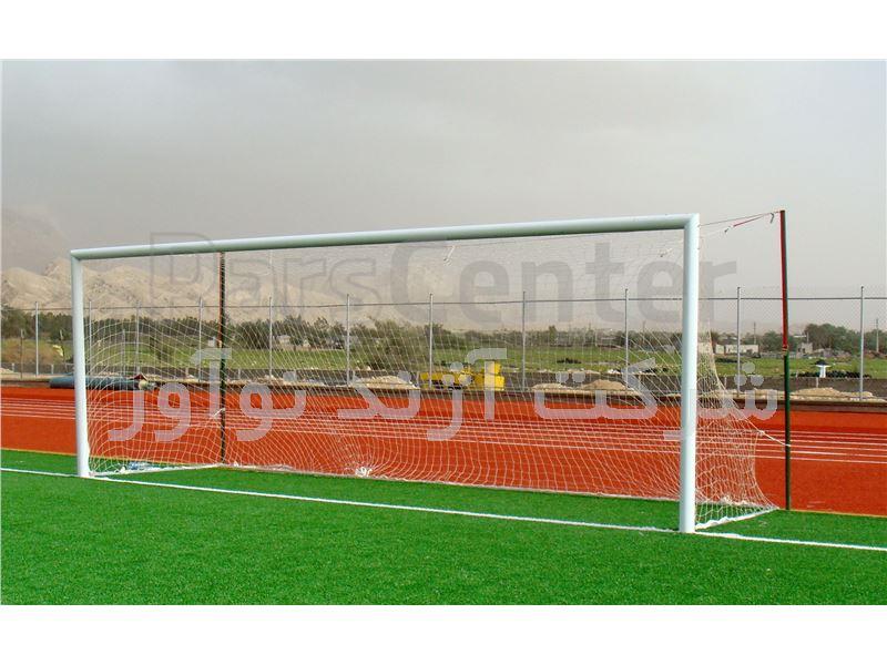 تیر دروازه فوتبال استاندارد آژندنوآور مدل1F0041 دروازه فوتبال