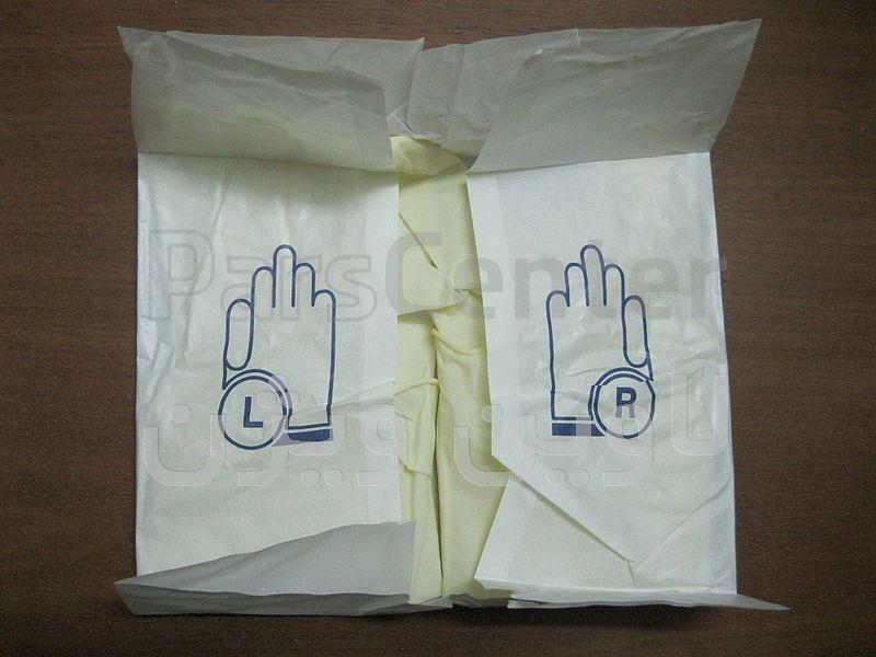 دستکش استریل