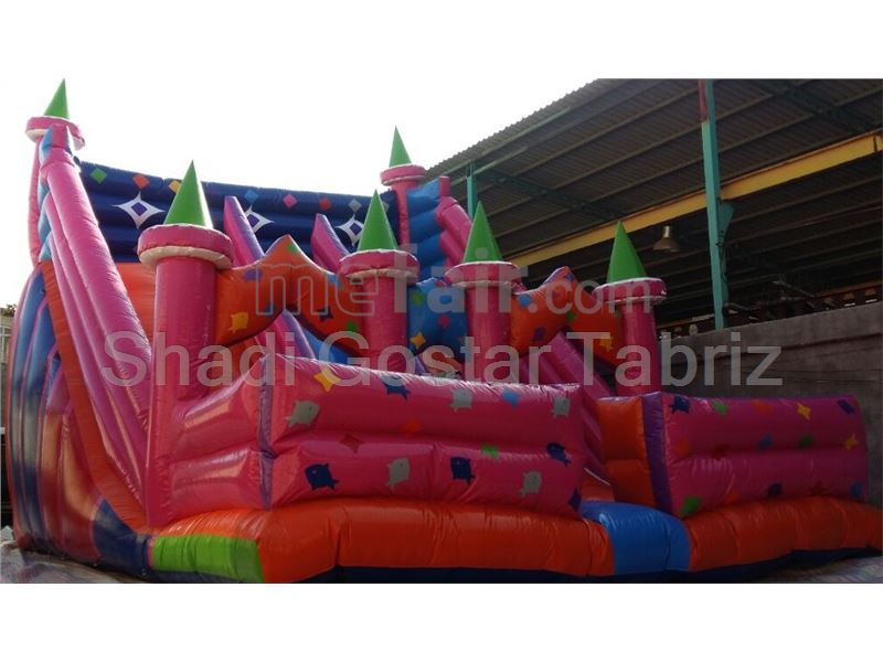 Inflatable play equipment code:04
