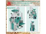 MLNJ series completed rice mill