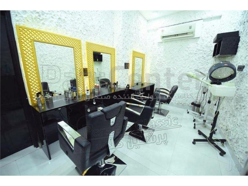طراحی و اجرای دکوراسیون آرایشگاهی CR4