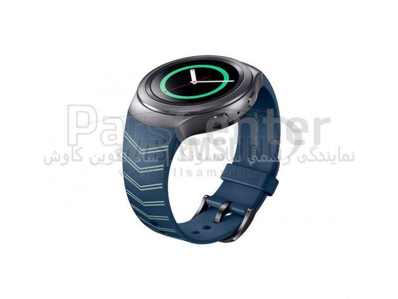 Samsung Gear S2 Band mendini Blue بند ساعت آبی گییر اس 2 سامسونگ