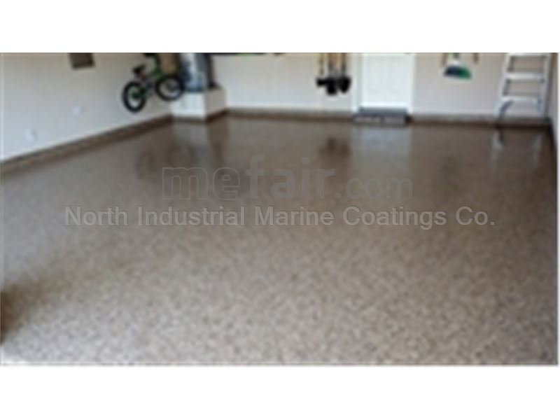 Industrial & Sporting Floor Coatings