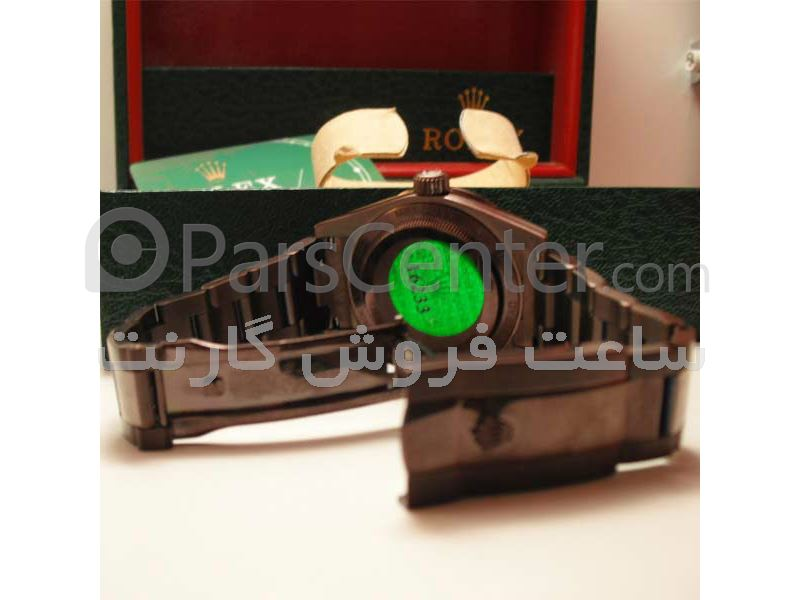 ساعت رولکس مدل MILGUSS-  شیشه ضد خش