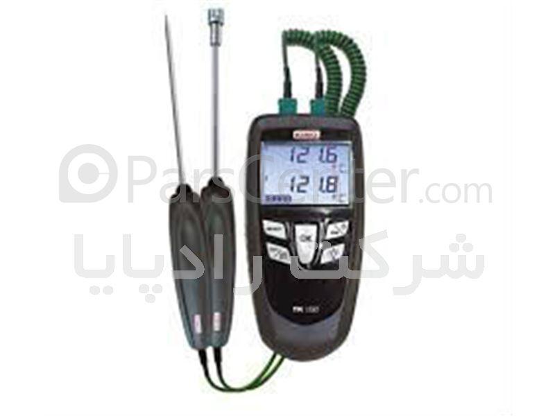 دماسنج پرتابل مدل : TK100-TK102
