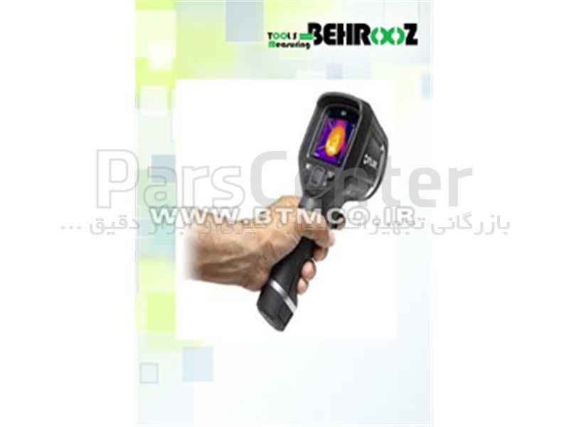 دوربین ترموویژن ، دوربین حرارت سنج ، حرارت سنج تصویری ، دوربین ترموگرافی ، تصویر بردار حرارتی ، دوربین مادون قرمز فلیر FLIR E6