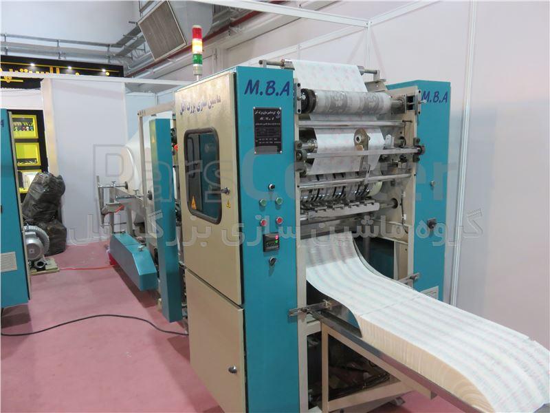 مصنع منادیل ورقیة للبیع - مکائن صناعة المنادیل الورقیة