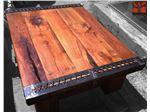 میز جلو مبلی چوب طبیعی ،خاص متفاوت ، مدرن، صنایع دستی