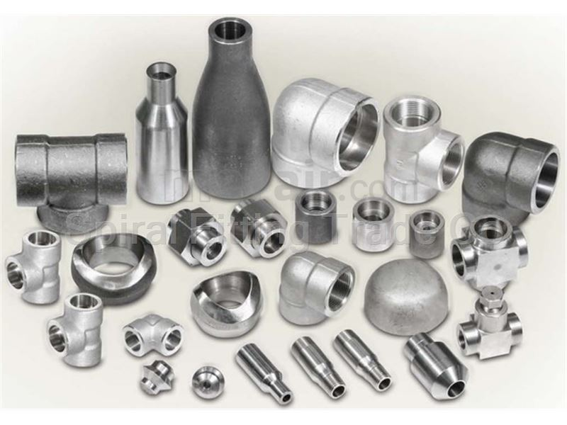 Spiral Fitting Stainless Steel Fittings