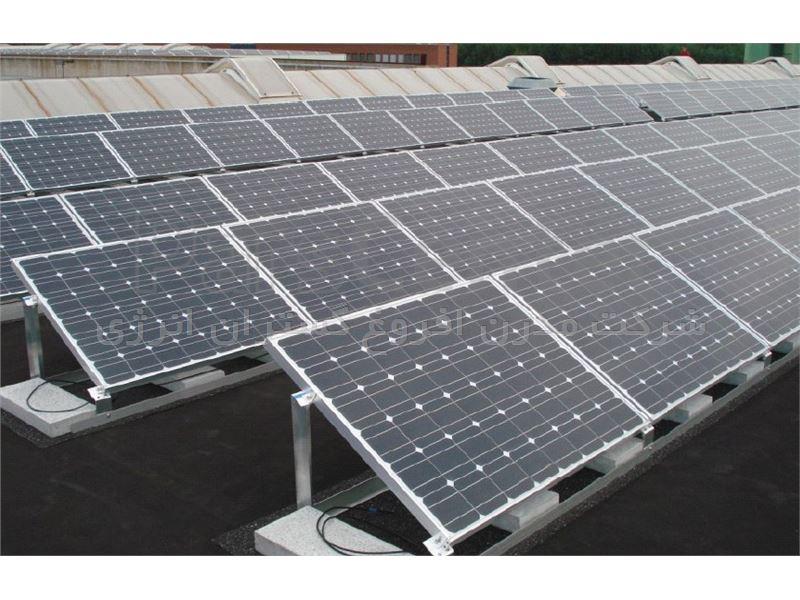 برق خورشیدی 4000 وات