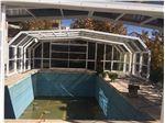 پوشش سقف استخر کد PMS E04