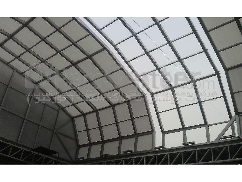 پوشش سقف استخر مدلPNM 2