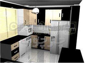 کابینت آشپز خانه