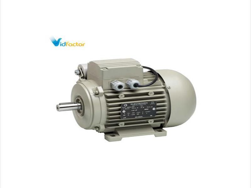 الکتروموتور سه فاز الکتروژن 1.1 کیلووات