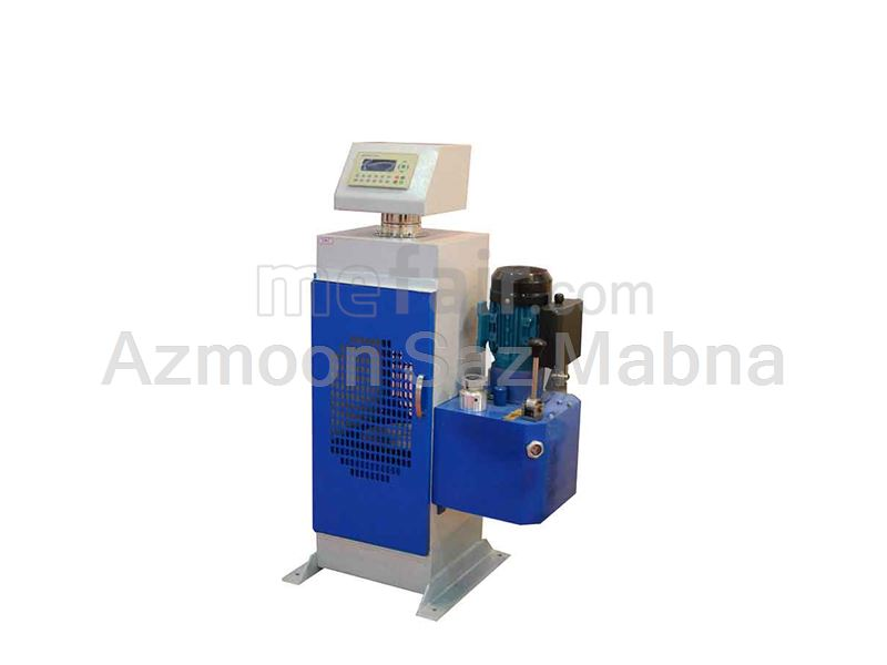 Fully Automatic-Servotronic Compression Machine with LVDT