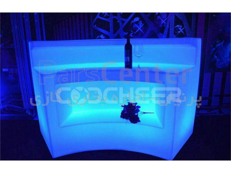 اجاره میز بار LED