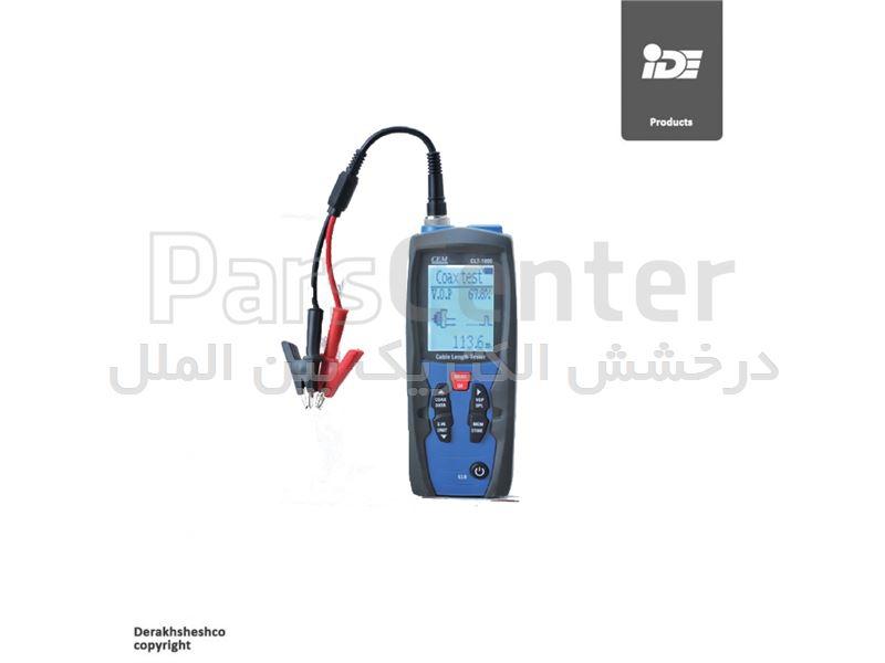 متراژ سنج کابل مدل CLT1000 کمپانی سی ای ام | CEM