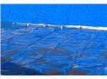 ساخت دریاچه تفریحی با ورق ژئوممبران (مجتمع تفریحی دهکده سیب،فیروزکوه)