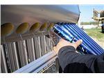 نصب و راه اندازی آبگرمکن خورشیدی