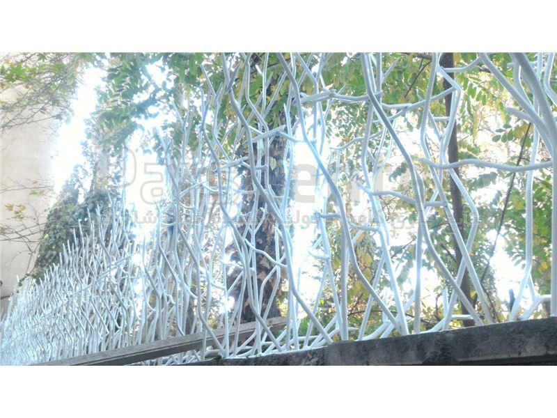 نمونه کار حفاظ بوته ای خیابان ظفر 2