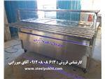 کانتر گرم آشپزخانه صنعتی