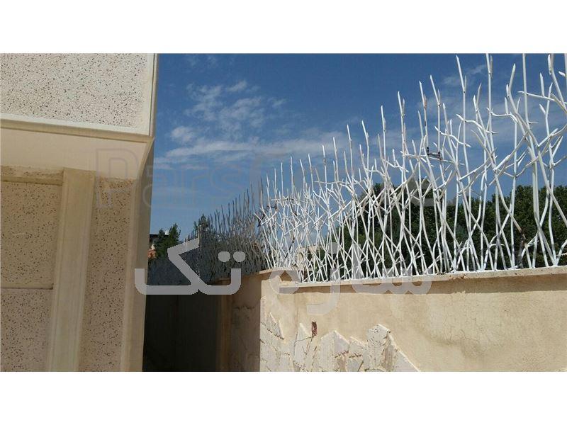 حفاظ خاری و شاخ گوزنی ، سازه تک