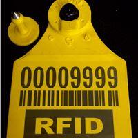 پلاک گوش الکترونیکی RFID