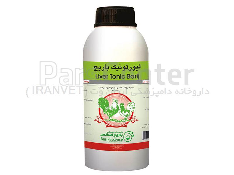 محلول لیورتونیک باریج