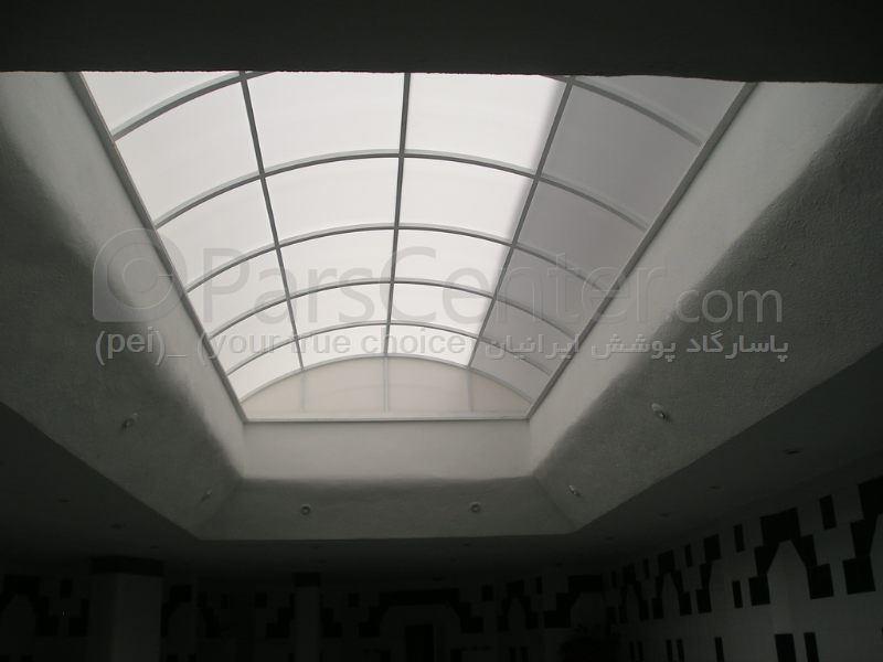 Building skylight_ نورگیر سقف مجتمع های تجاری و پاساژ 16