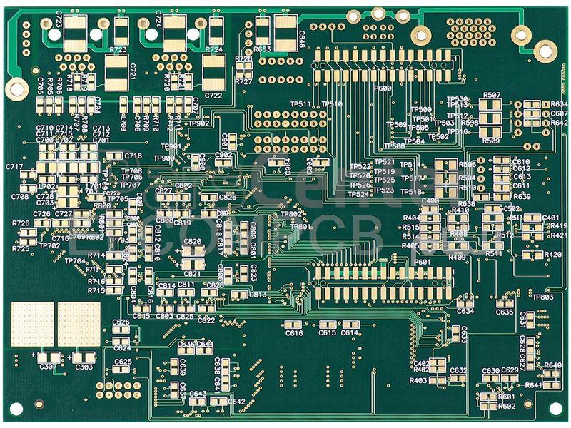 برد مدار چاپی از یک لابه تا 40 لایه