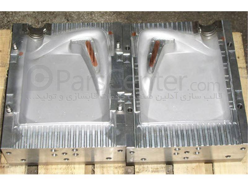 ساخت قالب بادی پلاستیک انواع گالن و دبه