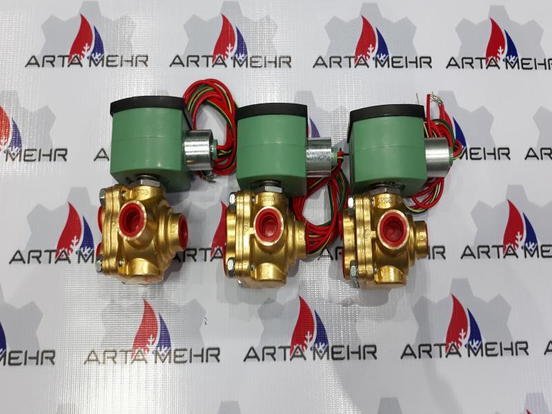 شیر برقی ASCO مدل 8342G003